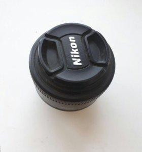 Объектив Nikon dx af-s nikkor 35mm