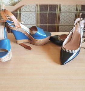 Сабо+туфли