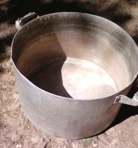 Алюминиевая кастрюля 40 л