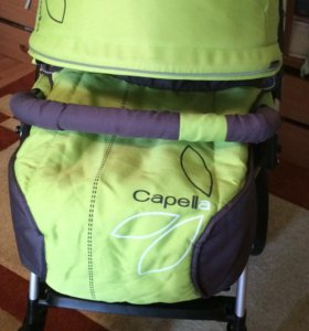 Прогулочная коляска Capella S803