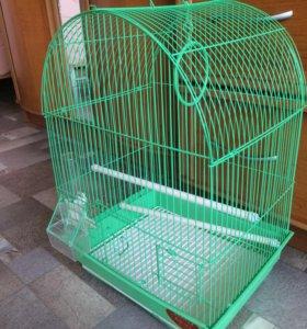 Клетка для птиц, для попугая