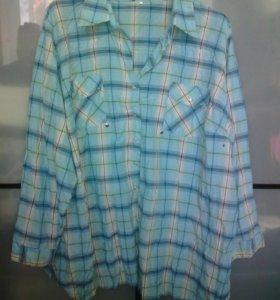 Рубашка женская 56