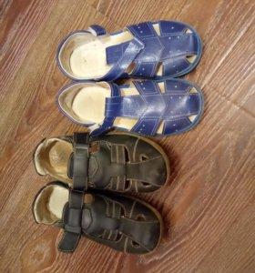 Обувь детская. Сандалии