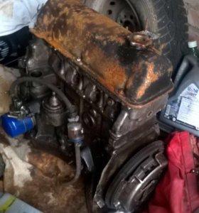 Мотор Ваз 2101