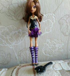 Куколка монстр хай
