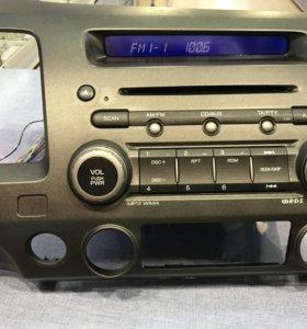 Honda Civic 4D Магнитола штатная на 1 диск