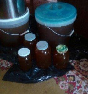 Мёд со своей пасики