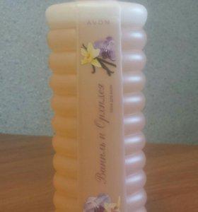 Пена для ванн ваниль и орхидея