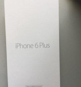 Продам айфон 6 плюс на 64