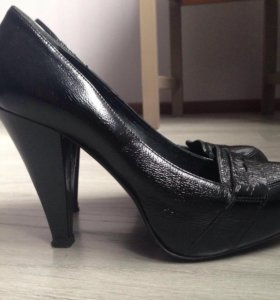 Туфли итал. Кожа 35 размер