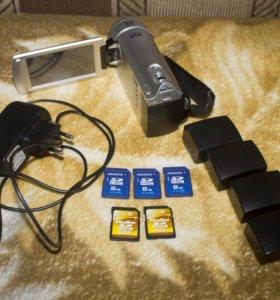 Видеокамера Samsung hmx-h300sp