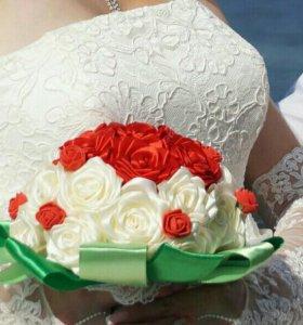 Свадебные букеты любой сложности,