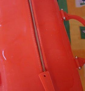 Продам сумку и балетки 37 размер Furla
