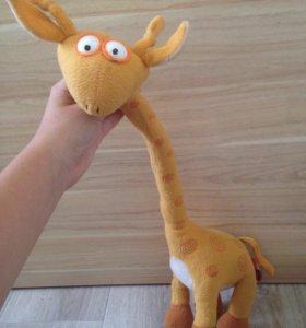 """Мягкая игрушка """"Жирафик"""""""