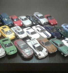Машины из коллекции супер кары