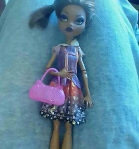 Кукла Клодин Вульф.
