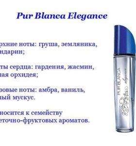 Туалетная вода Pur Blanca Elegance, 50 мл