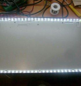 Led лента подсветки дисплеев, экранов, матриц