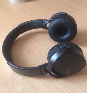 Продам Bluetooth Наушники Sony MDR-XB650BTB