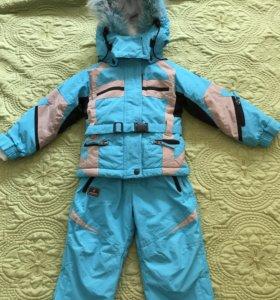 Зимний комплект(куртка+штаны)