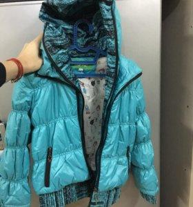 Куртка пальто демизизон