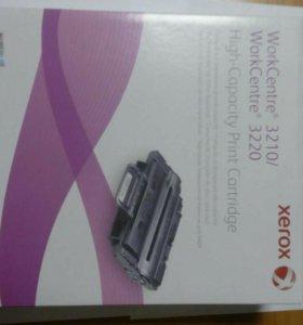 Картридж лазерный XEROX 106R01487, оригинальный