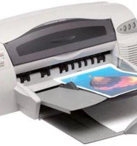 Принтер А3 HP 1220C