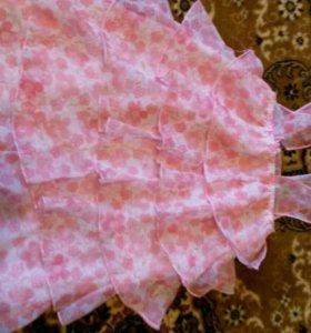 Платья нарядные пакетом