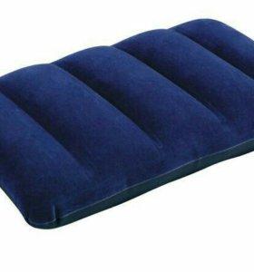 Подушка надувная туристическая