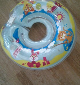 Круг для купания для малышей.