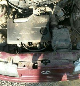 Двигатель 16 Клапаный Ваз 2110 2112