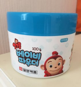 Новая Присыпка корейская