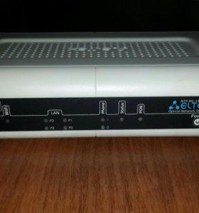 Абонентский терминал Eltex NTP-RG-1402G