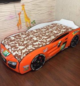 Кровать машинка Romack rener