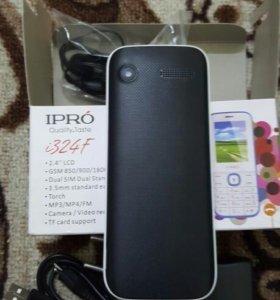 Телефон IPRO кнопочный