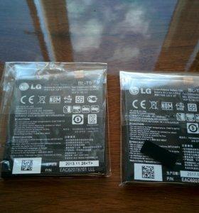 Аккумуляторы для Google Nexus 5 BL-T9 LG D820/821