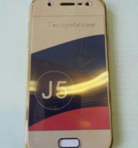 Чехол на Samsung j5