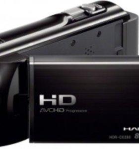 Продаю видеокамеру Sony HDR CX 280 E