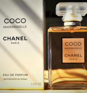 Духи Chanel Coco Mademoiselle Шанель Мадмозель