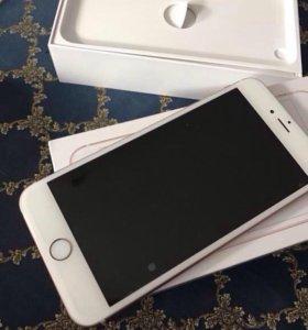 iPhone 6s rose 16gb оригинал