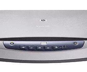 Сканер HP Scanjet 4500c