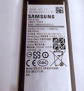 Аккумулятор на телефон Samsung Galaxy S7