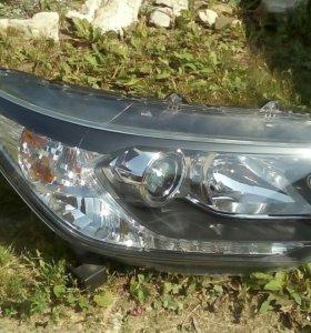 Фара левая и правая Honda CR-V IV