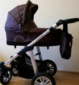 Продаётся супер коляска Baby Design Lupo 3 в 1