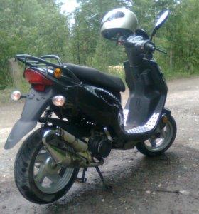 Мопед, скутер