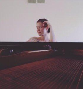 Обучение игре на фортепиано; Английский, китайский