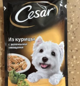 Корм Cesar для собак