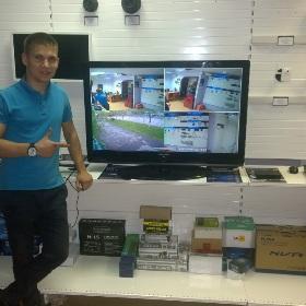 Продажа-Монтаж систем видеонаблюдения
