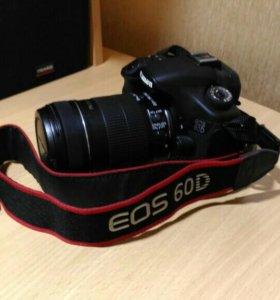 Фотоаппарат CANON EOS 60D