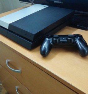 PlayStation 4. 500gb.